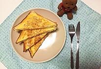 大龄文艺女青年的早餐:10分钟三明治 的做法