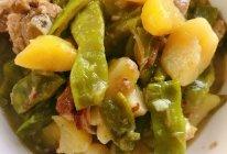 芸豆炖土豆排骨的做法