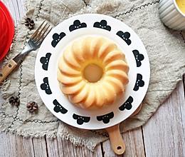 南瓜戚风蛋糕#一道菜表白豆果美食#的做法