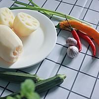 #520,美食撩动TA的心!# 爽心脆藕的做法图解1