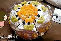 橙味蛋糕的做法