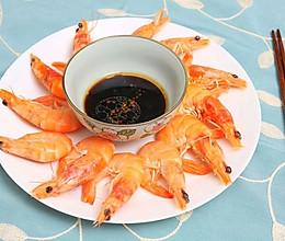 迷迭香:白灼虾的做法