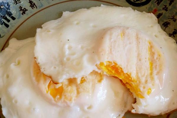 超完美煎蛋的做法