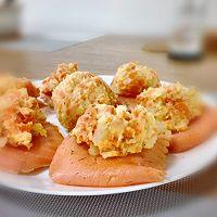 香橙烟熏三文鱼配土豆色拉的做法图解5