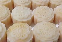 奶黄冰皮月饼的做法