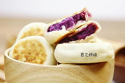 少油少糖!香軟紫薯餅