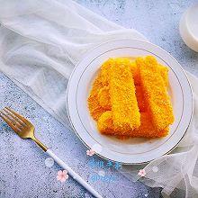 #母亲节,给妈妈做道菜#黄金脆皮烤鲜奶