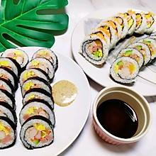 简单好上手~紫菜寿司卷~