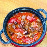贴秋膘  牛肉爱上西红柿【西红柿炖牛肉】的做法图解17