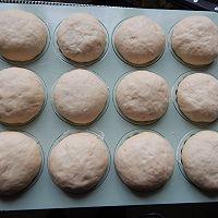 豆沙小餐包的做法图解12