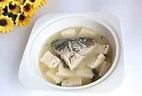 鱼头豆腐的做法