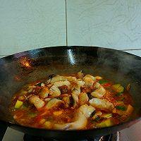 香辣砂锅鱼的做法图解15