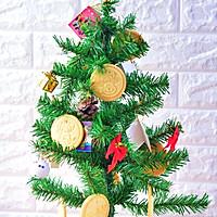 圣诞饼干树#柏翠辅食节-烘焙零食#