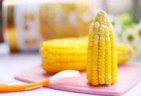 奶香味十足的烤玉米的做法