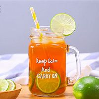 "Summer Drinksの""一颗柠檬....茶"""