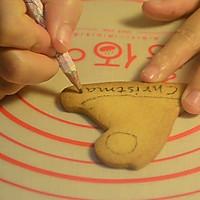 圣诞糖霜饼干#圣诞烘趴 为爱起烘#的做法图解18