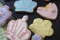 童趣翻糖饼干+#单挑夏天#的做法