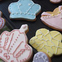 童趣翻糖饼干+#单挑夏天#