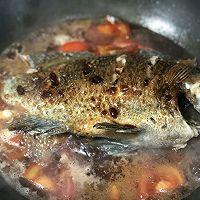 红烧鱼的做法图解12