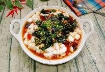 红油皮蛋豆腐的做法