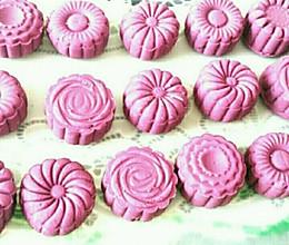 紫薯紫米奶酪糕的做法