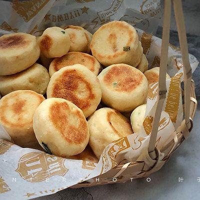 葱香山药小饼
