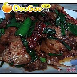娘娘之作♥♥回锅肉的做法