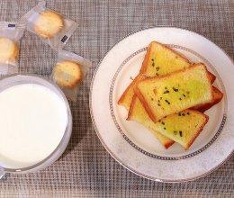 蒜香黄油吐司的做法