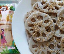 #糖小朵甜蜜控糖秘籍#凉拌藕片的做法