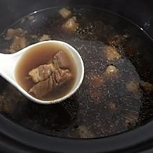 纯红烧牛肉汤(懒人必备)