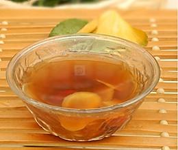 山楂红枣汤的做法