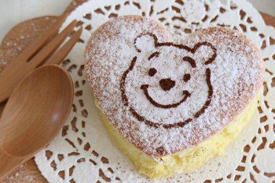 云朵般柔软的舒芙蕾蛋糕,在家用平底锅就能做