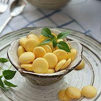 婴儿蛋黄溶豆#跨界烤箱,探索味来#的做法图解10