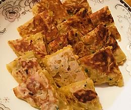红薯丝饼的做法