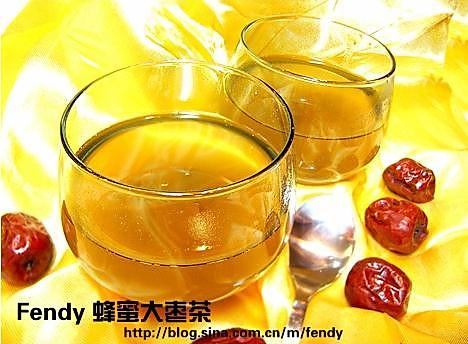 【养生食谱】——韩国蜂蜜大枣茶的做法