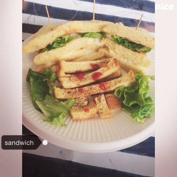 迷你三明治的做法