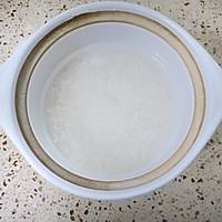 #一道菜表白豆果美食#老广的味道- 腊味煲仔饭的做法图解3