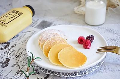 宝宝辅食 孩子也爱吃的早餐松饼#植物蛋 美味尝鲜记#
