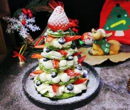 #相聚组个局#孩子都爱吃的美味圣诞树的做法