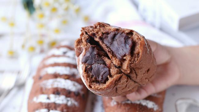 好吃到不行摩卡巧克力欧包‼️详细教程的做法