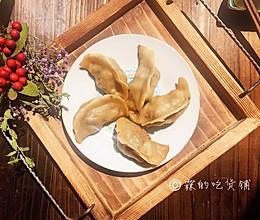 上海鲜肉锅贴#馅儿料美食,哪种最好吃#的做法