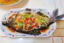 让你吃出文化味儿的清蒸武昌鱼的做法
