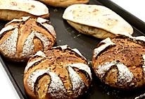 榧香鸟包-欧式面包#挚爱烘焙·你就是MOF#的做法
