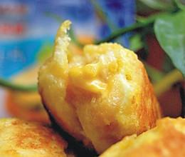 芝士香蕉土司卷#百吉福芝士片创意早餐#的做法