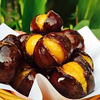 私房美食--香软糖炒板栗的做法图解7