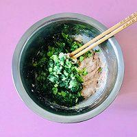 青菜鲜肉汤圆的做法图解10