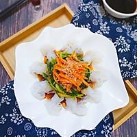 #爽口凉菜,开胃一夏!魔芋菠菜沙拉的做法图解13