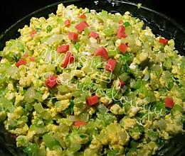 私房芹菜的做法