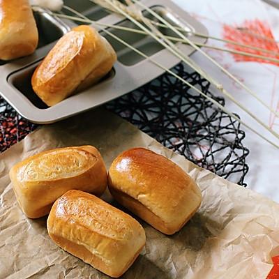 东菱电烤箱之汤种牛奶小面包