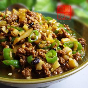 菜品肉湘菜2016年米粒创新土榨菜图片